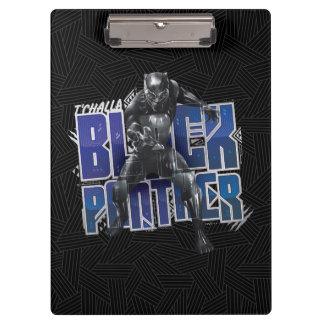 Black Panther | T'Challa - Black Panther Graphic Clipboard
