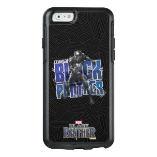 Black Panther | T'Challa - Black Panther Graphic OtterBox iPhone 6/6s Case