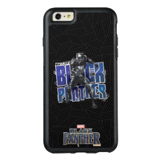 Black Panther | T'Challa - Black Panther Graphic OtterBox iPhone 6/6s Plus Case