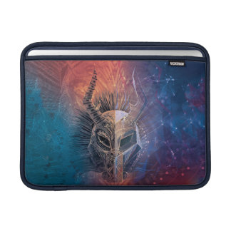 Black Panther | Tribal Mask Overlaid Art Sleeve For MacBook Air