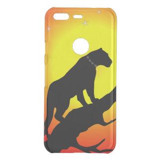 Black Panther Uncommon Google Pixel Case
