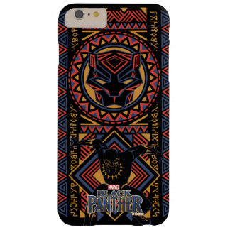 Black Panther | Wakandan Black Panther Panel Barely There iPhone 6 Plus Case