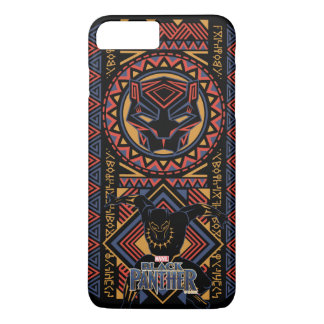 Black Panther | Wakandan Black Panther Panel iPhone 8 Plus/7 Plus Case
