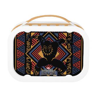 Black Panther | Wakandan Black Panther Panel Lunch Box