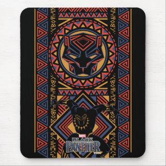 Black Panther | Wakandan Black Panther Panel Mouse Mat
