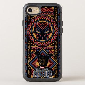 Black Panther | Wakandan Black Panther Panel OtterBox Symmetry iPhone 8/7 Case