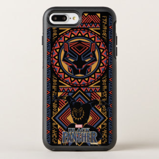 Black Panther | Wakandan Black Panther Panel OtterBox Symmetry iPhone 8 Plus/7 Plus Case