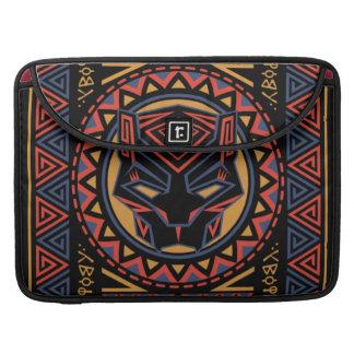Black Panther | Wakandan Black Panther Panel Sleeve For MacBooks