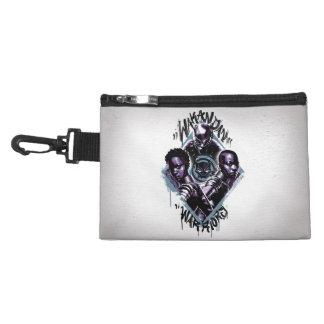 Black Panther | Wakandan Warriors Graffiti Accessory Bag
