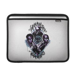 Black Panther | Wakandan Warriors Graffiti MacBook Sleeve