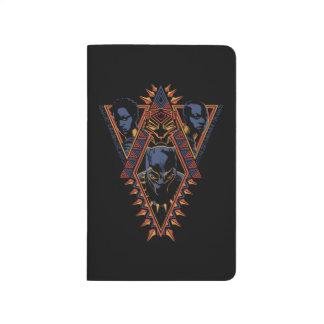 Black Panther | Wakandan Warriors Tribal Panel Journal