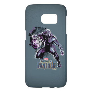 Black Panther   Warrior King Painted Graphic