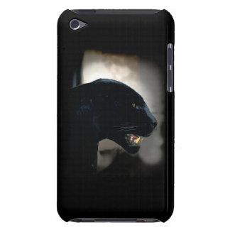 Black Panther Wild Cat Artwork Barely There iPod Covers