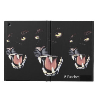 Black Panther Wildlife iPad Air Case