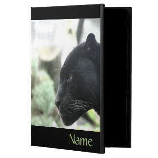 Black Panther Wildlife Powis iPad Air Case