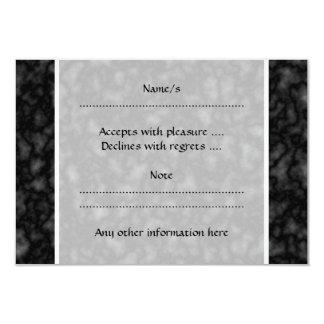 Black Pattern Card