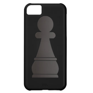 Black Pawn Chess Piece iPhone 5C Case