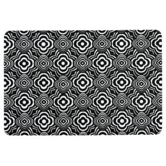 Black Peddler Floor Mat