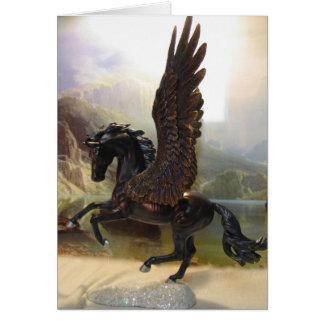 Black Pegasus Card