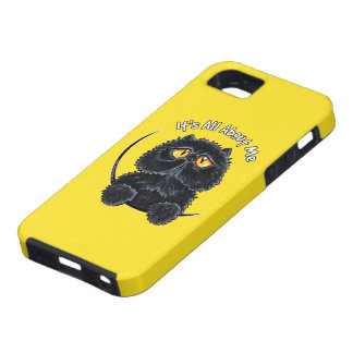 Black Persian Its All About Me iPhone 5 Covers