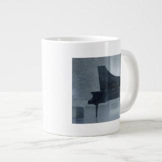 Black piano 2004 large coffee mug