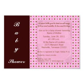 Black/Pink Card