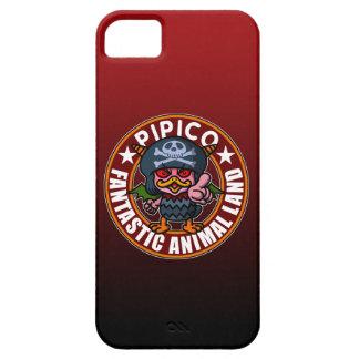 black pipico iPhone 5 cases