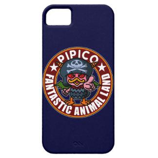 black pipico iPhone 5 cover