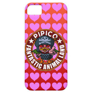 black pipico iPhone 5 covers