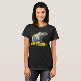 Black Polar Bear Shirt