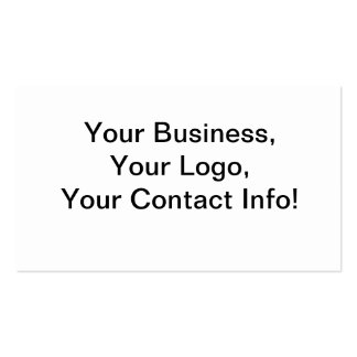 Black Pool Pack Of Standard Business Cards
