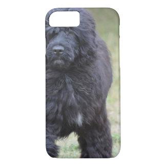 Black Portuguese Water Dog iPhone 8/7 Case