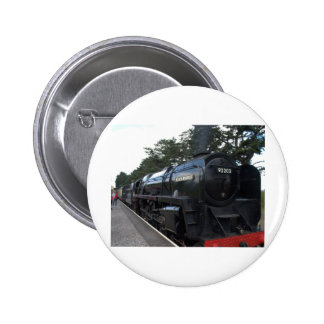 Black Prince 6 Cm Round Badge