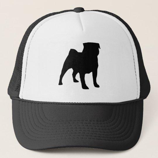 Black Pug Hat