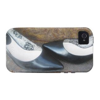 Black Pumps Phoen case Vibe iPhone 4 Case