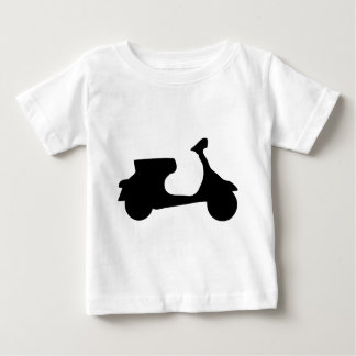 black racing scooter baby T-Shirt