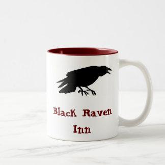 Black Raven Mug