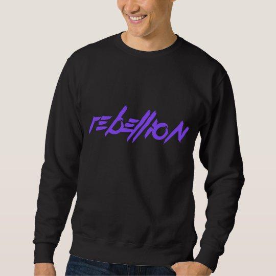 Black Rebellion Sweater