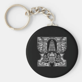 Black Religion Egypt Key Ring