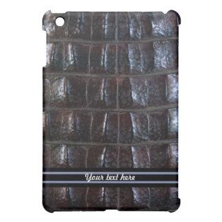 Black Reptile iPad Mini Case