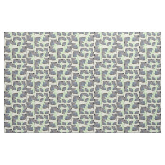 Black Rhino Fabric