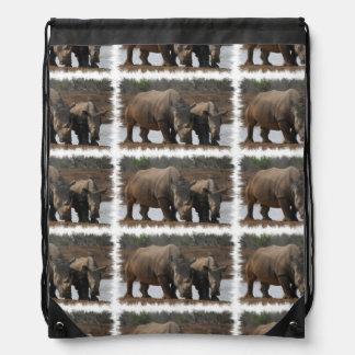 Black Rhinos Backpacks