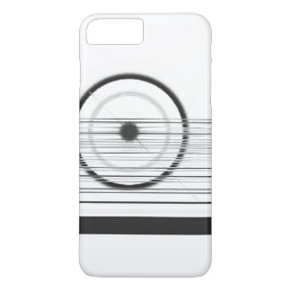black ring iPhone 8 plus/7 plus case