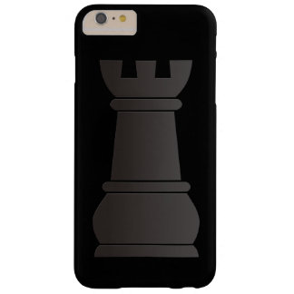 Black rock chess piece barely there iPhone 6 plus case