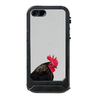 Black Rooster Incipio ATLAS ID™ iPhone 5 Case