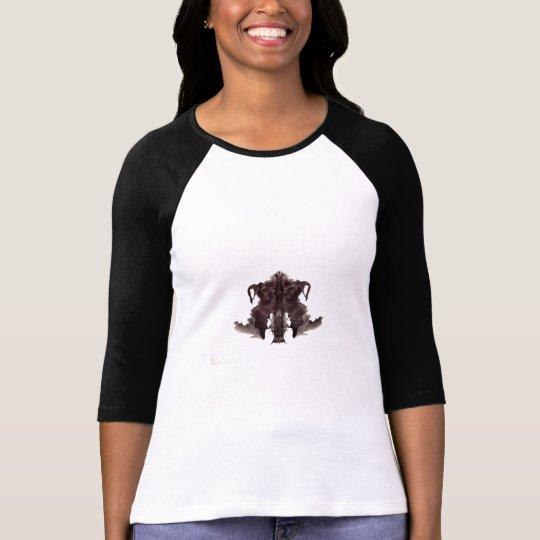 Black Rorschach 8/10/14 T-Shirt