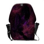 Black Rose Messenger Bags