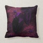 Black Rose Pillows