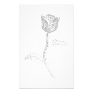 Black Rose. Stationery