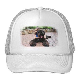 Black Russian Terrier - Vader Mesh Hat